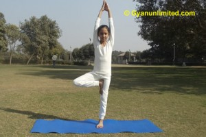 Yoga for focus, concentration, confidence and esteem