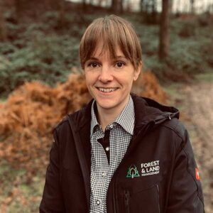 Jemma Bargery Forest and Land Management Consultant