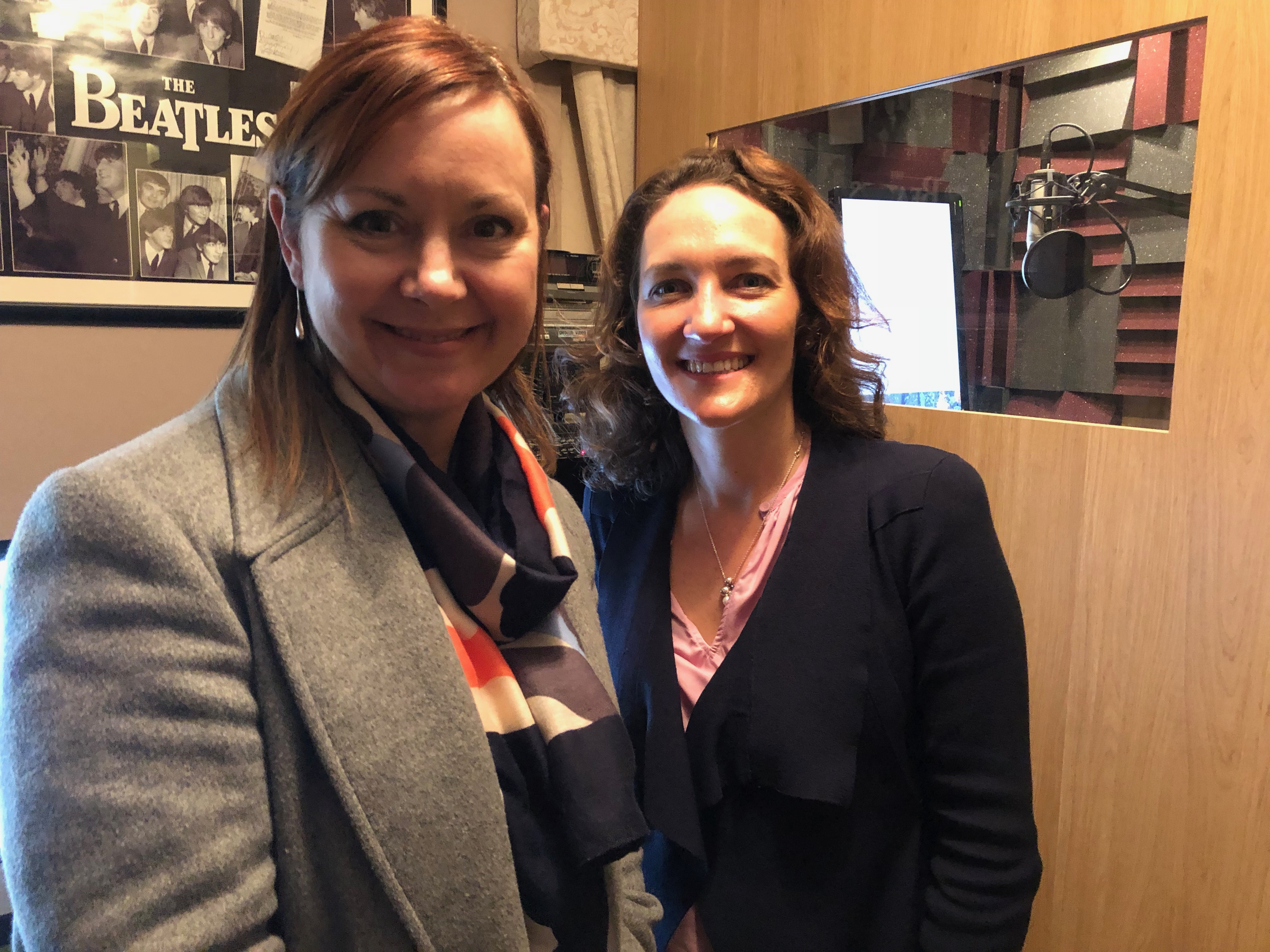 Sascha Meldrum & Georgina Downer