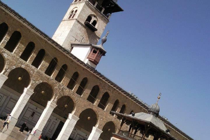 Omayyad Mosques