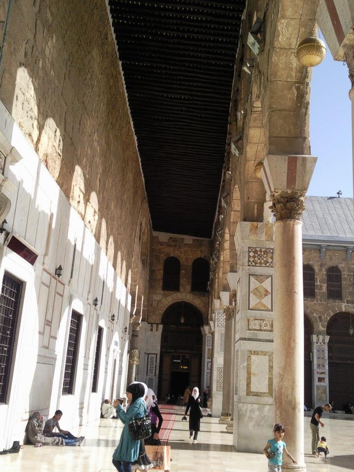 Umayyad-Mosque i