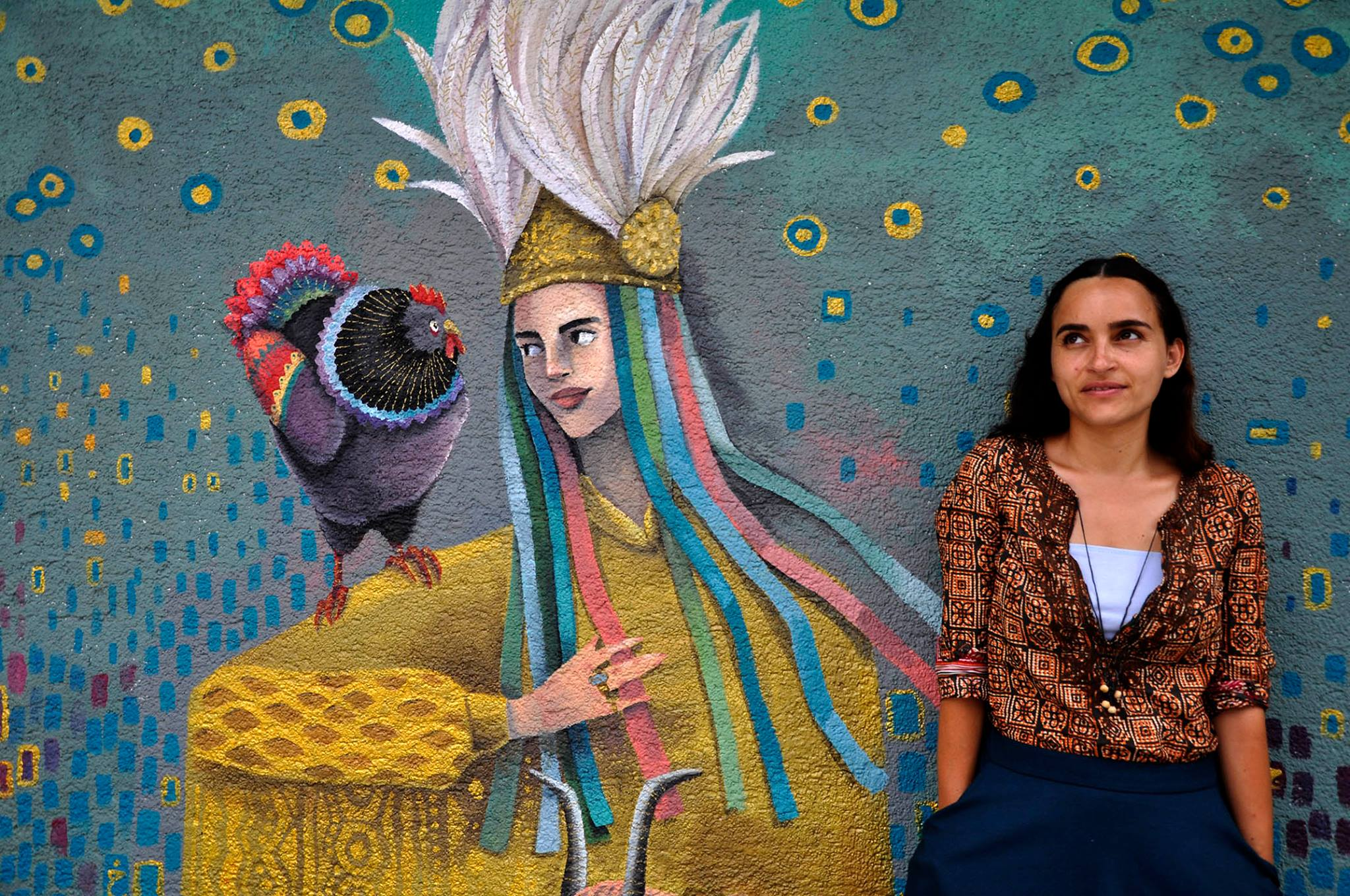Artist Diala Brisly