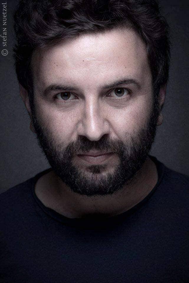 Syrian artist Adel Daoud