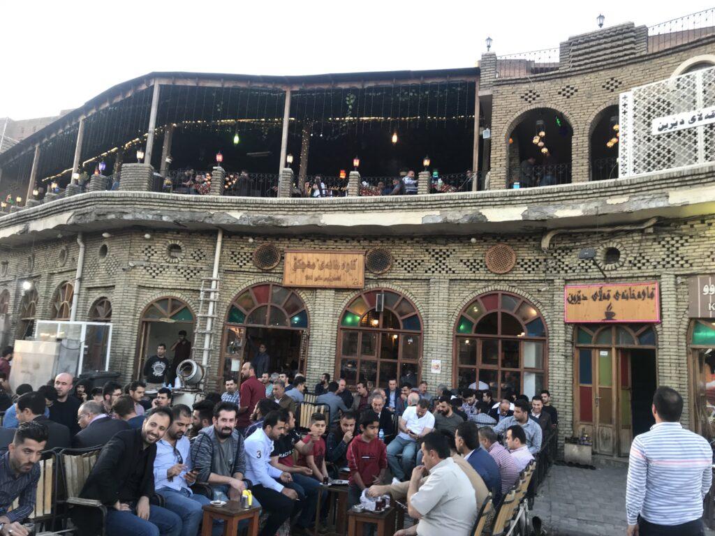 Erbil Citadel, located in the capital of the autonomous Kurdistan Region,