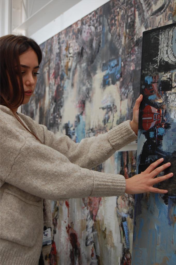 Nour Zantah exhibition