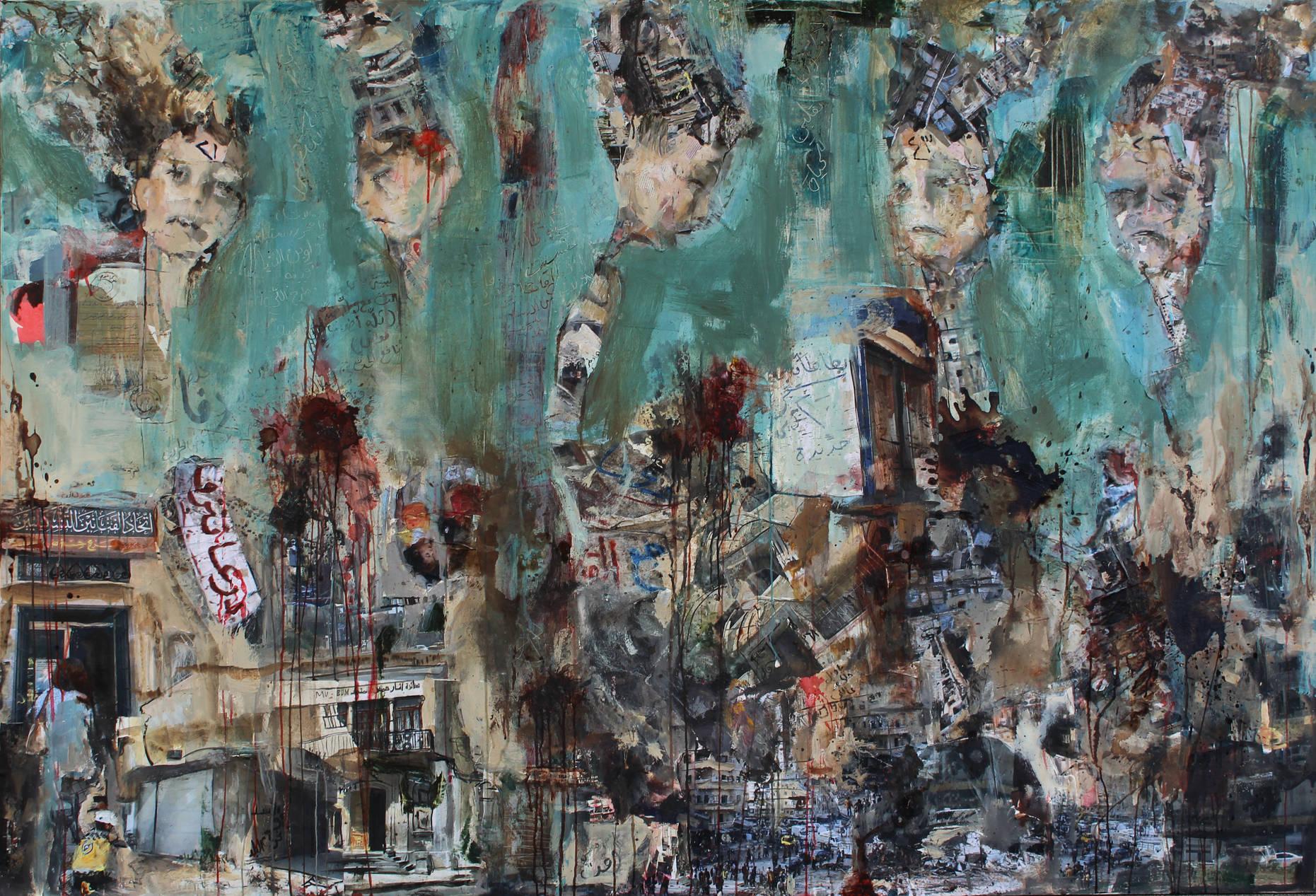 Nour-zantah exhibition