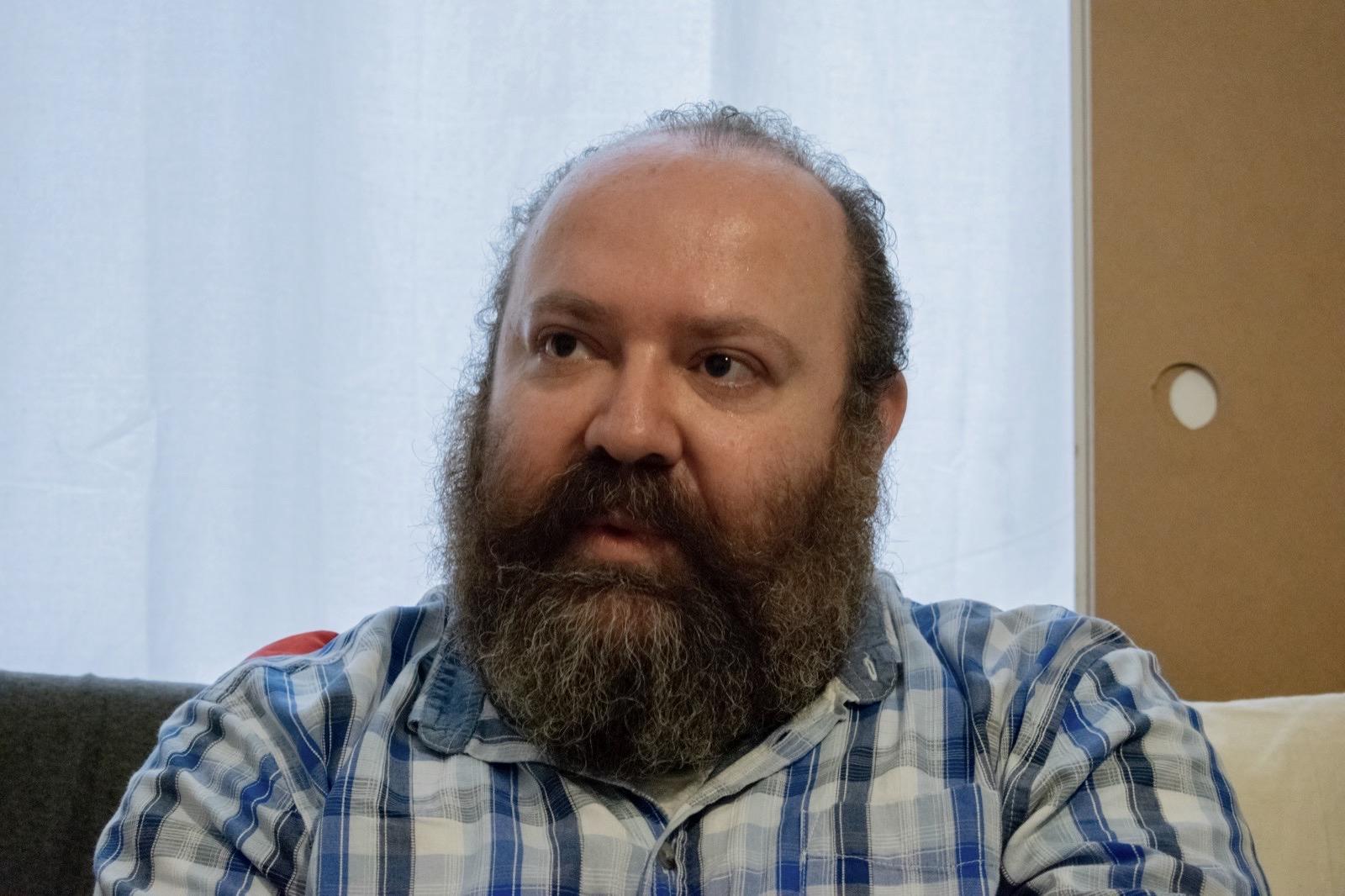 Storyteller Bassam Dawood