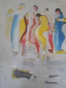 Artist Hasan Abdalla