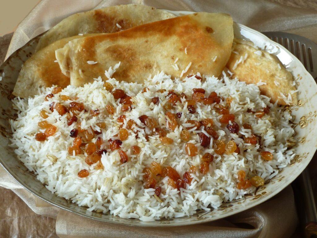 Kurdish dish_Pilaw