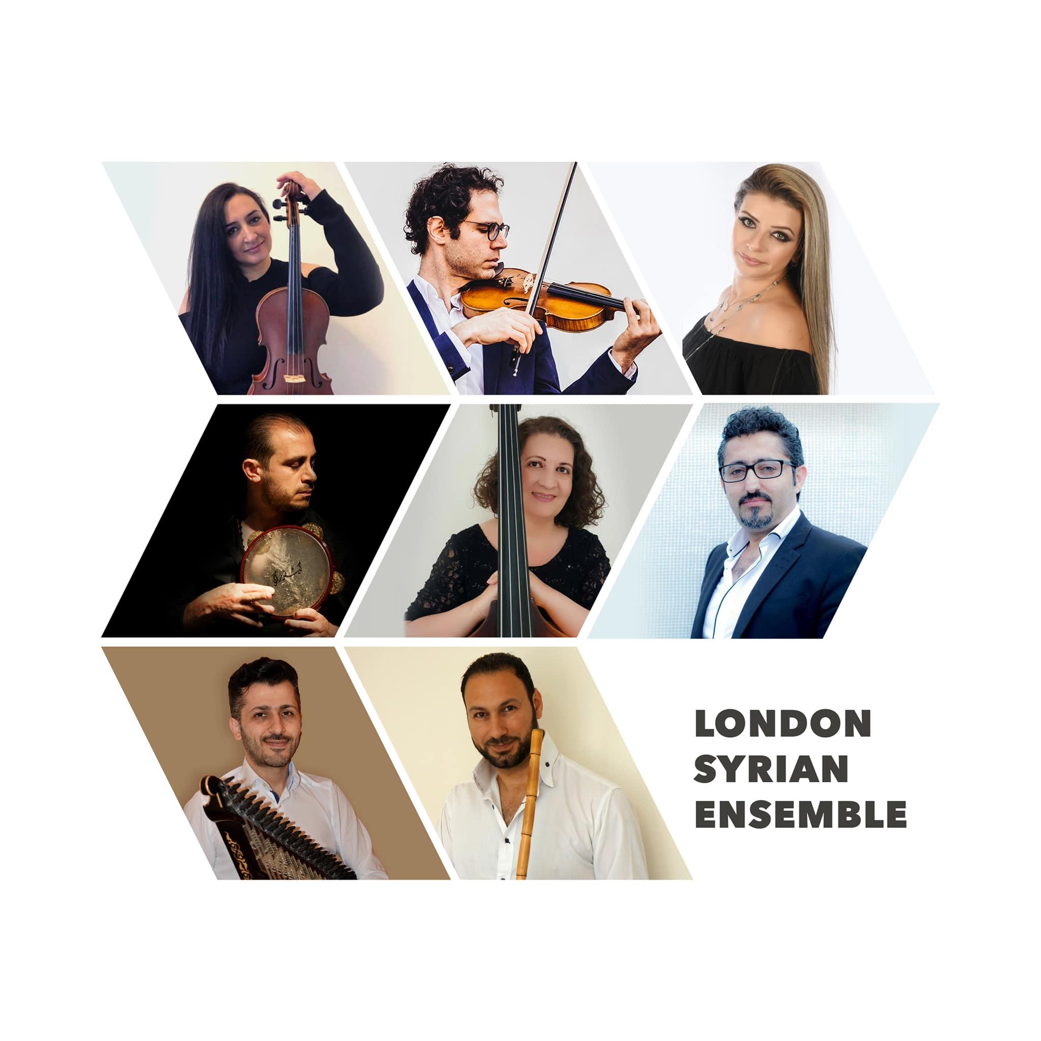 London-Syrian-Ensemable