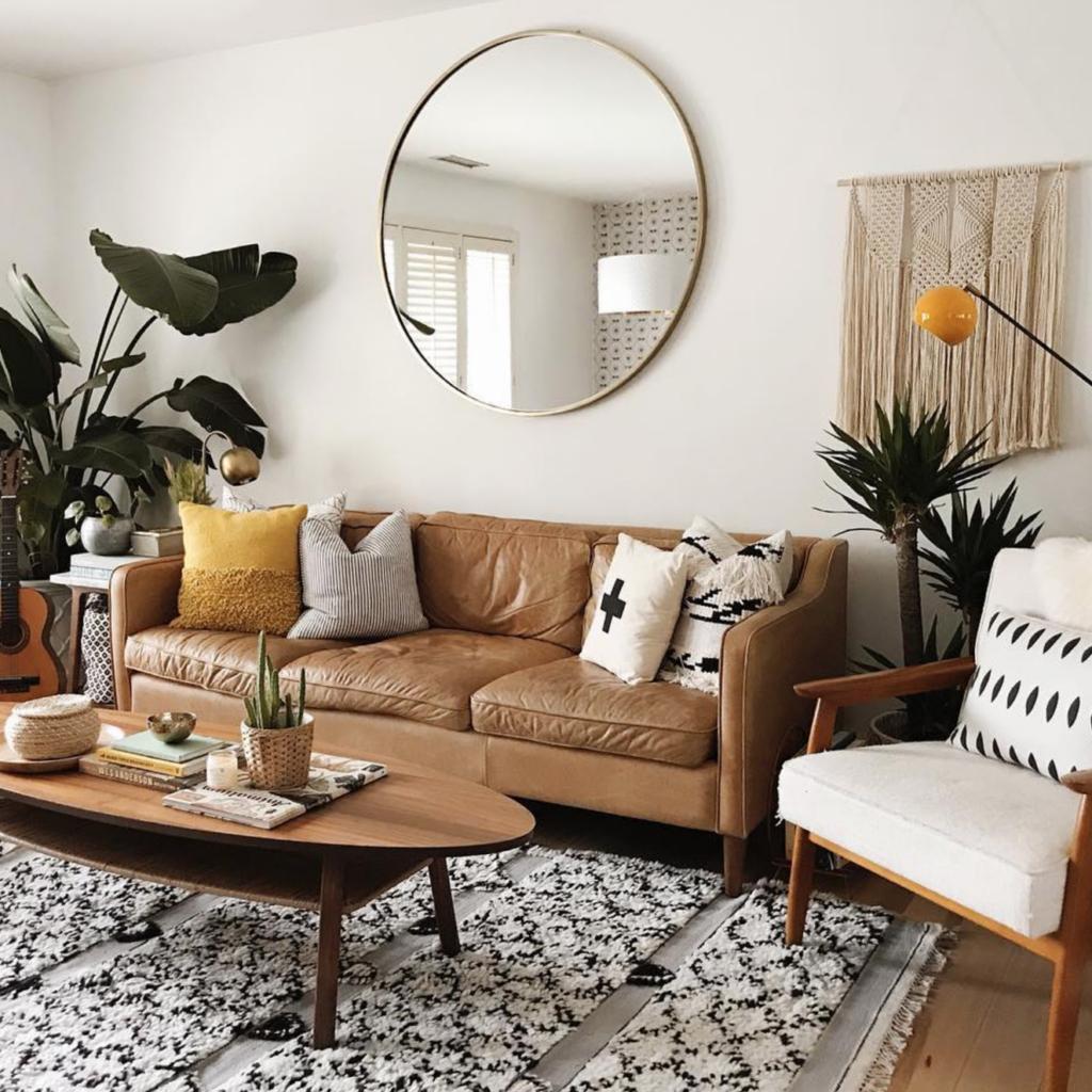 The Living Room interior design