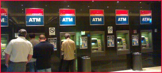 Jupiters Casino Gold Coast ATM machines- Jonar Nader