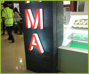 Auckland airport Japanese restaurant- Jonar Nader