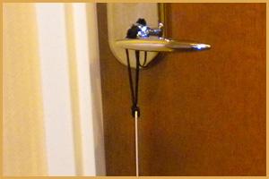 Grand Hyatt Melbbourne Privacy on string- Jonar Nader