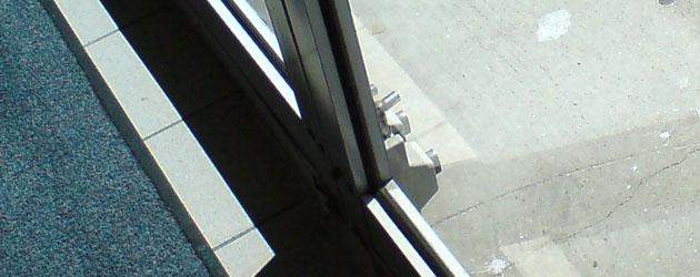 Jonar Nader exit doors from inside