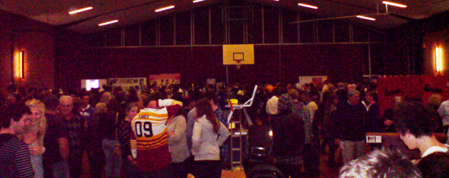 Oakhill College Exhibition Hall- Jonar Nader