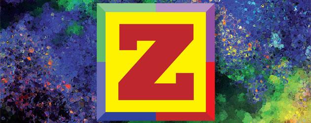 Z The Novel by Jonar Nader logo