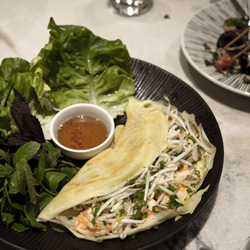 Banh Xeo by Red Lantern