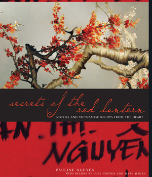 Secrets of the Red Lantern - A Book by Pauline Nguyen 1