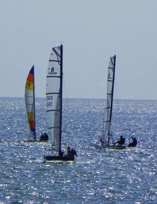 About the Bognor Regis Sailing Club
