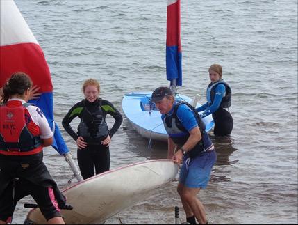 Youth-Sailing