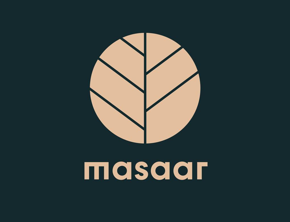 Masaar Branding Ochre