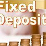 निवेशकों को बैंकों में बचत खातों से भी कम मिल रहा है Fixed deposit पर ब्याज।यहां करें निवेश