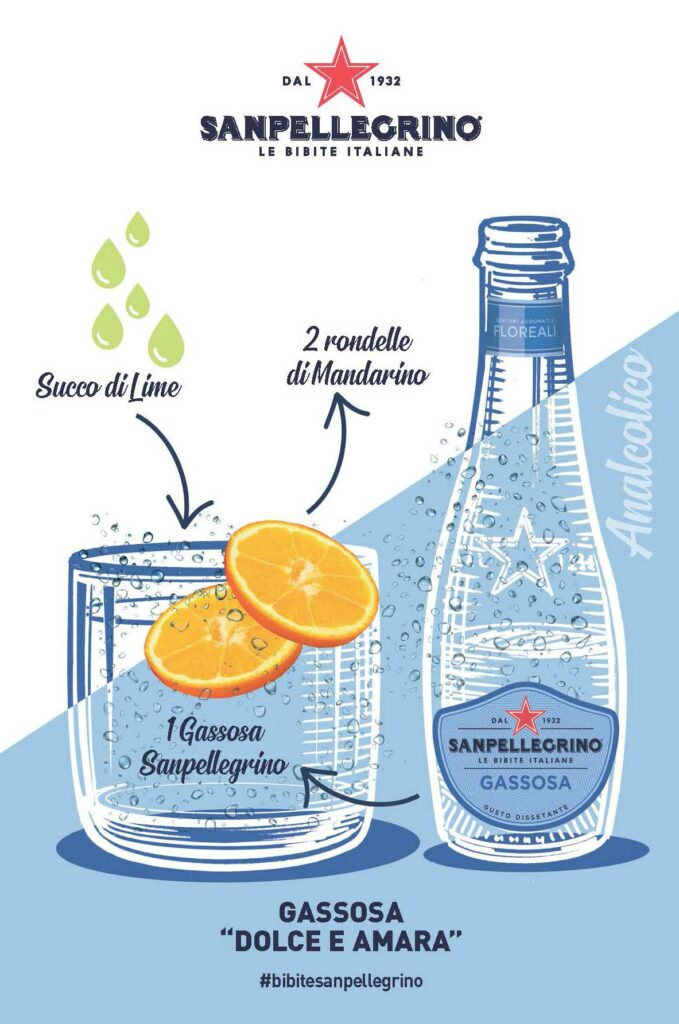 Cocktail-analcolici-San-Pellegrino-Gassosa