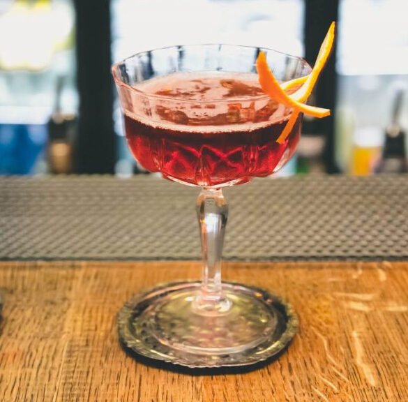 The Race Club Roma speakeasy Drink solidale gofundme Coqtail Milano