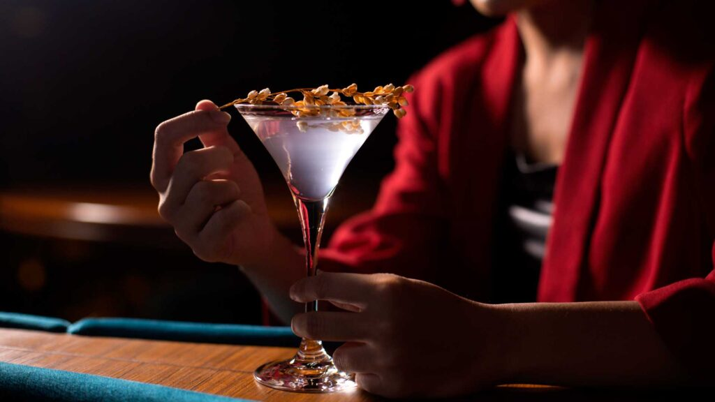 Jigger&Pony-Asia's-50-Best-Bars-2020-Rice-Martini-Coqtail-Milano