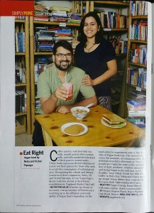 Page 8 of Simply Pune pullout in India Today Magazine August 2015