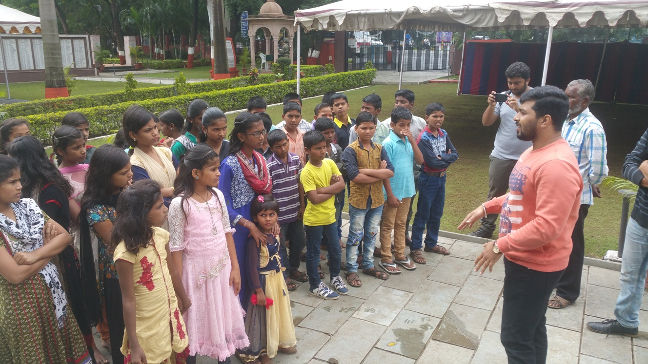Charity Chai Funds for Under Privileged Kids