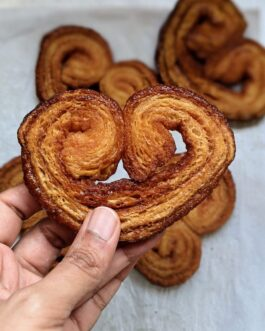 Palmiers (Pack of 3)
