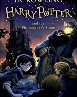 Harry Potter and the Philosopher's Stone – J.K Rowling