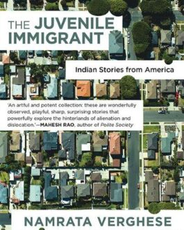 The Juvenile Immigrant: Indian Stories from America – Namrata Verghese