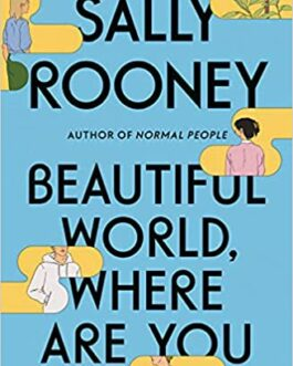 Beautiful World, Where Are you – Sally Rooney