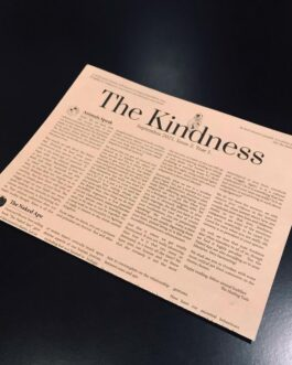 The Kindness by Protecterra Ecological Foundation, Pune