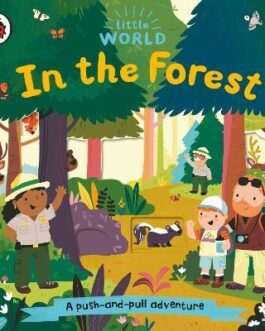 Little World: In the Forest: A push-and-pull adventure – Samantha Meredith