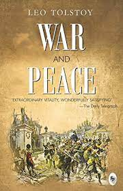 War and Peace – Leo Tolstoy