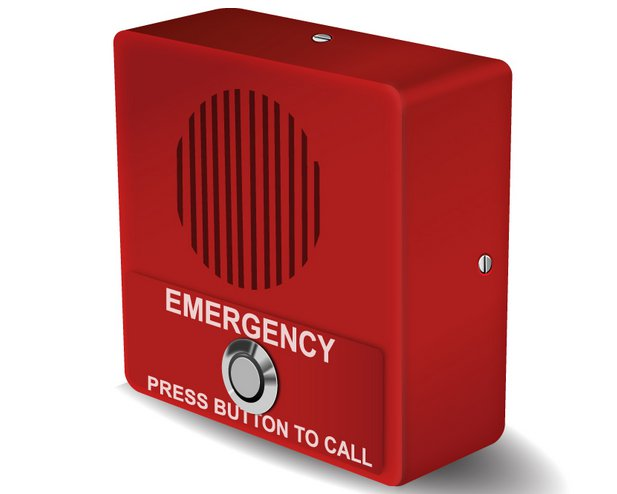 CyberData – Indoor V3 VoIP, SIP-enabled IP Emergency Intercom