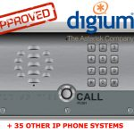 image of the asterisk voip intercom