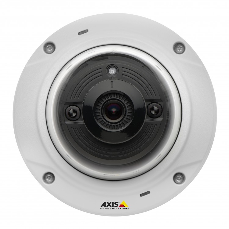 Axis IP Camera & a CyberData Outdoor V3 SIP Intercom