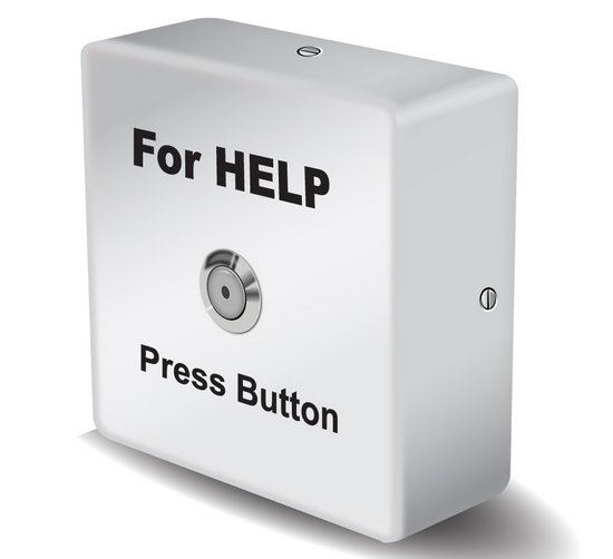 SIP enabled IP Call Button, VoIP Panic Button, On-site & Hosted SIP Server Integration