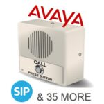 avaya sip door phone