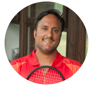Amit Mohindra - Tennis Coach Sutton Cheam Surrey Epsom