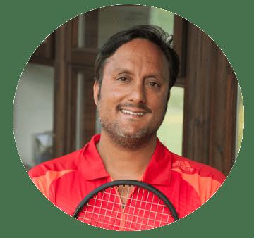 Amit Mohindra - Tennis Coach Sutton Cheam Surrey Epsom