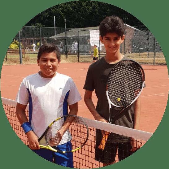 Junior Tennis Classes Cheam, Sutton, Surrey