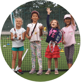 Kids Tennis Classes Cheam, Sutton, Surrey