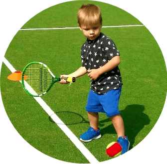 Tennis for 3 and 4 year olds Sutton, Cheam, Surrey