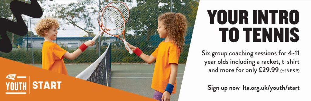 Cheam LTC Tennis for Kids